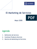 15743587 El Marketing de Servicios