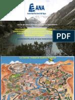 Autorización de Uso de Agua y Vertimientos Para Pequeños Produstores Mineros Artesanales