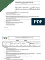 Analisis Keputusan Ujian Ulangkaji Tahun 2014