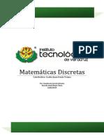 Matemáticas Discretas Ricardo Rojas ,Gaudencio García