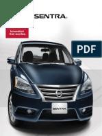 Catalogo Sentra 2015
