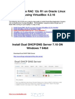 Install Dual DHCP DNS Server 7.10 on Windows 7 64bit