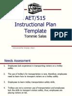 aet515 instructionalplan wk 6
