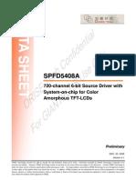 SPFD5408A