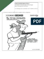 Caricaturas Civica Seguridad Ciudadana