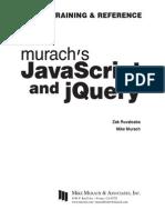 Murach Javascript and Jquery v413hav