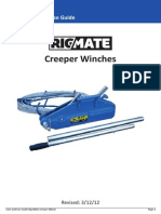 0000000 Care and Use Guide Rig Mate Creeper Winch