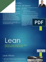 lean presentation link-sage final