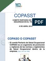 Capacitacion Copaso y Comite Convivencia Laboral