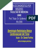 Semiologia Radiológica Básica Cardiovascular Torácica