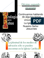 01610000 12do Ecumenismo Conversiones La Revelacion