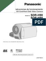 Panasonic SDR-H80 GuideSPA