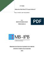 Pelanggaran Hukum Dan Etika Bisnis PT Freeport Indonesia