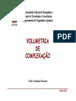 Aula 8 Vol_Complexação [Modo de Compatibilidade]