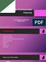 Distocias de la Contracción Uterina_ Presentación.pptx