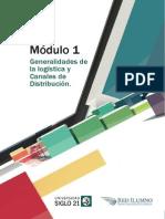 Generalidades de La Logistica y Canales de Distribucion