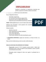 Programa Ferreyros III - Empleabilidad