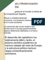 Modernidad y Modernización en Colombia