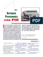 Automata Programable Con PIC