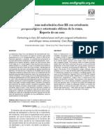 Claseiii Revista Mexicana Ortodoncia