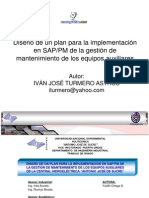 220741938 Diseno Plan Implementacion Sap Pm Gestion Mantenimiento Ppt