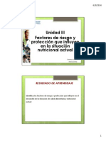 Factores de Riesgo y Protectores (1)