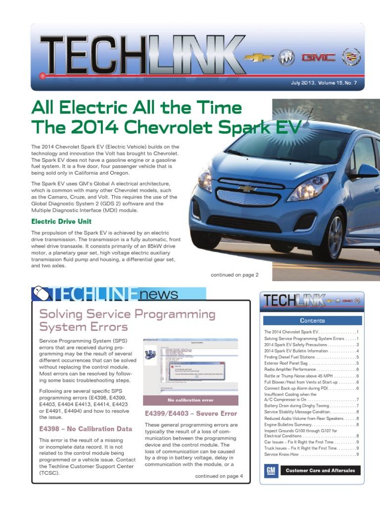 Chevrolet Sonic Repair Manual: Generator Replacement (LUW)