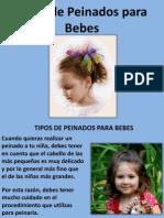 Tipos de Peinados Para Bebes