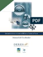 RSE y La Cadena de Valor DERES Manual Del Facilitador