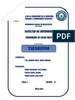Tabaquismo Salud Mental