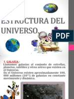 Estructura Del Universo