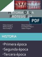 Historia de La P Fija