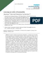 Educating the Future of Sustainability