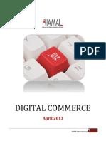 Digital Commerce Report 2013