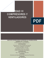 UNIDAD VI COMPRESORES Y VENTILADORES.pptx