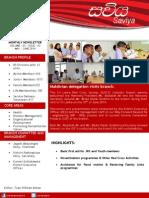 Saviya Newsletter - May June 2014 Final Copy