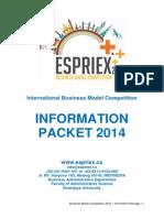 Info Package - English - 17 Juli