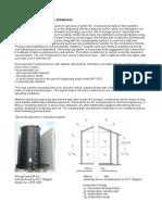 Dimensionarea rezervoarelor din material plastic