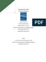 13 - Environmental Future of Estuaries Pp. 188-206