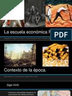 La Escuela Económica Fisiocrata