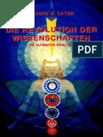 """Joseph H. Cater -- """"Revolution der Wissenschaften"""" (InhaltsVZ)"""