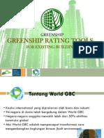 Greenship EB Presentation 1.0 for PUSAIR