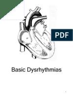 Basic Dysrhythmias HR Online Version