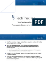 TechTrex Company & SecurePro Introduction V16