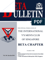 Beta Bulletin #144