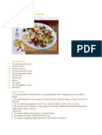 Salata de Curcan