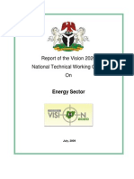 Energy Ntwg Report Vision 202020