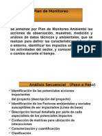Plan Demoitoreo Ambiental 2012