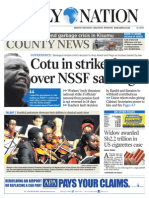 Daily Nation July 21st 2014