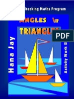 Angles in Triangles